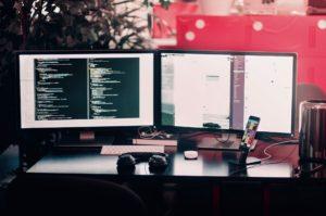 Des développeurs web au sein de la FSIP