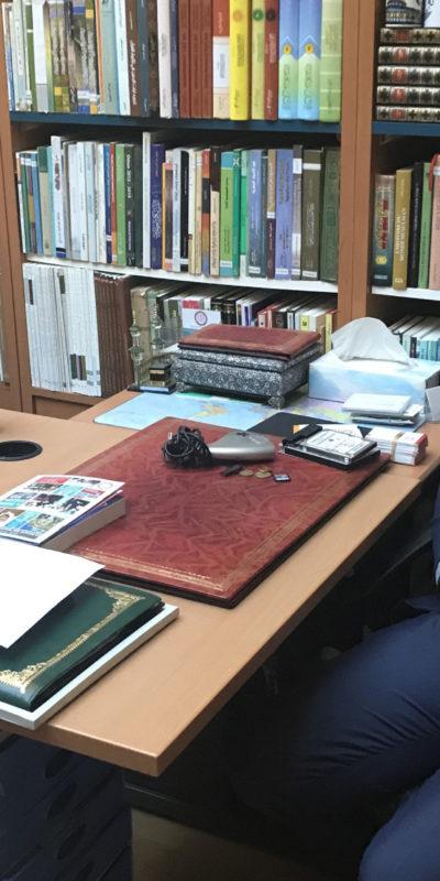 MOHAMED BAJRAFIL EN VISITE À LA FSIP