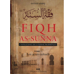 Fiqh As-Sunna (عبادات- أسرة-معاملات)en ARABE - 28€ + envoi 8€5à   Total>