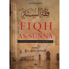 Fiqh As-Sunna (L'intelligence De La Norme Prophétique ), De Sayyid Sabiq, 3 Tomes- 50€ + envoi 8€5à   Total>