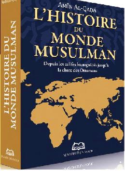 1- Histoire du monde musulman 19€ + 8€ 5 envoi    TOTAL >
