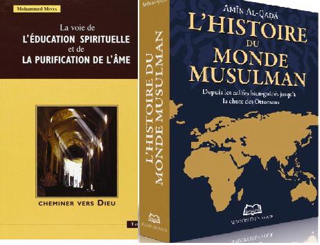 1+2 Histoire + Spiritualité 32€+ 9€ envoi    TOTAL >